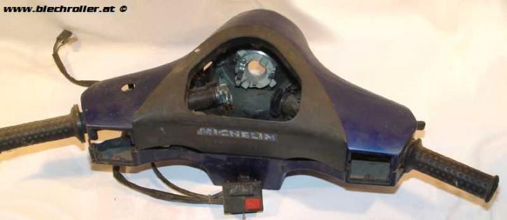 Lenker PK XL2 mit Verkleidungen, einem Schalter ohne Scheinwerfer