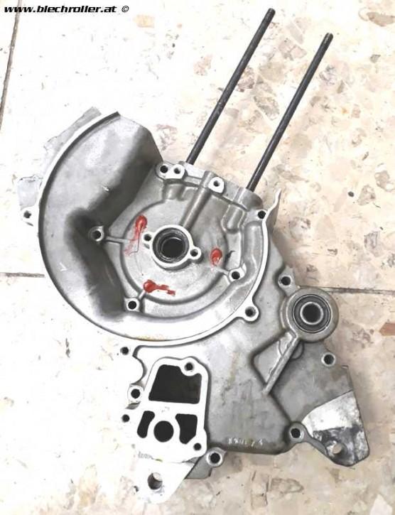 Motorgehäuse rechts (kleines Teil) für LML Star Deluxe/Lite 125 CVT Automatik - gebraucht