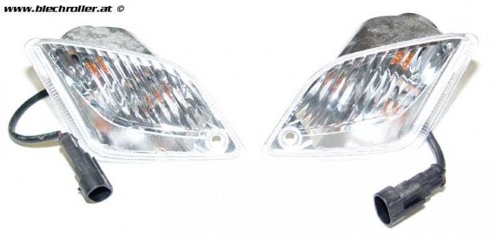 Blinker Paar PIAGGIO hinten links und rechts für Vespa GTS/GTS Super 125-300ccm '14- - Gebraucht/Neuwertig -