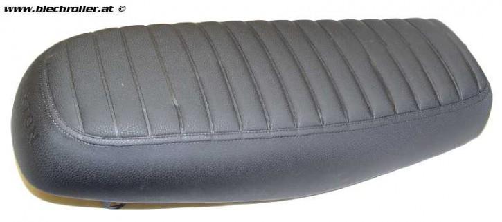 Sitzbank BRIXTON für BX/Cromwell 125/250 - schwarz - Gebraucht -