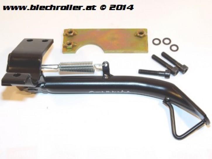 Seitenständer BUZZETTI für APRILIA Sport City 250/300/Cube Scarabeo 125/200ccm, 4T