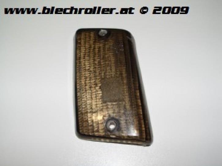Blinkerglas PK XL hinten links grau - Gebraucht -