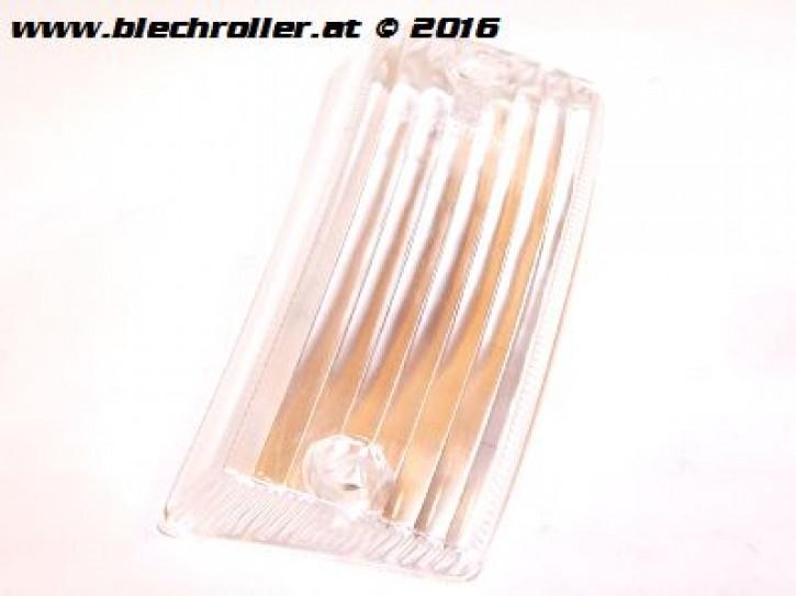 Blinkerglas LML für Star 2T/4T/Automatic - vorne/rechts, weiß