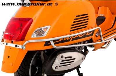 Sturzbügel CUPPINI Seitenhaube hinten für Vespa GTS/GTS Super/GTV/GT 60 125-300ccm