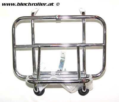 Gepäckträger vorne CUPPINI für Vespa ET2/ET4 50-150ccm - Chrom