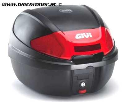 Topcase GIVI Universal 30 Liter - Schwarz