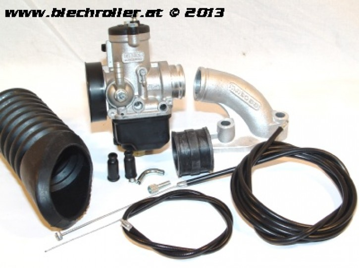 * Vergaser KIT PHBH 30, Vespa 125 VNB-TS/150 VBA-Super /Rally/PE/PX/Lusso /T5/Cosa