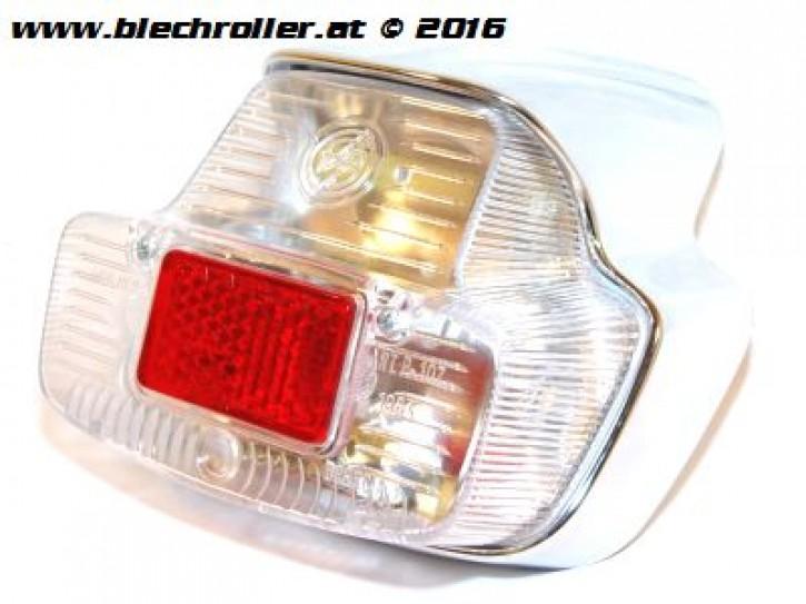 "Rücklicht BOSATTA ""Antik Groß"" für Vespa 125 VNB6/150 GL/Sprint> 025478"