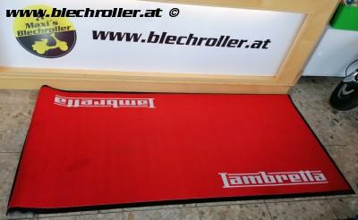 Teppich Lambretta
