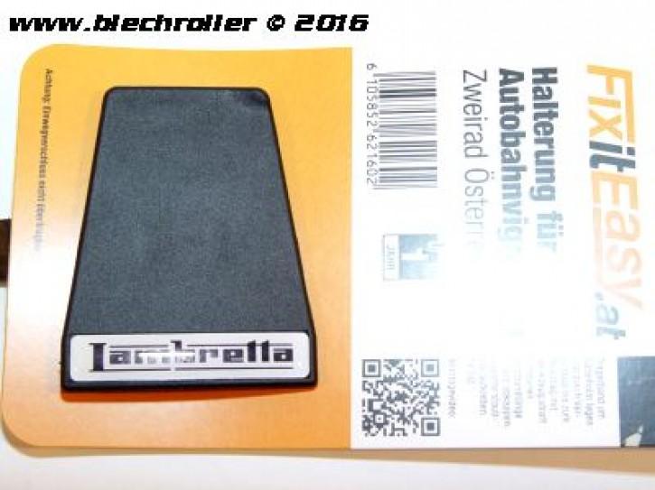 "FixitEasy 1 Jahres Vignettenhalter ""Lambretta"