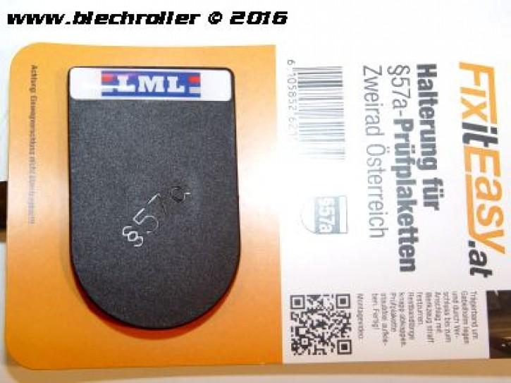 """FixitEasy §57a (Pickerl) Prüfplakettehalter """"LML"""