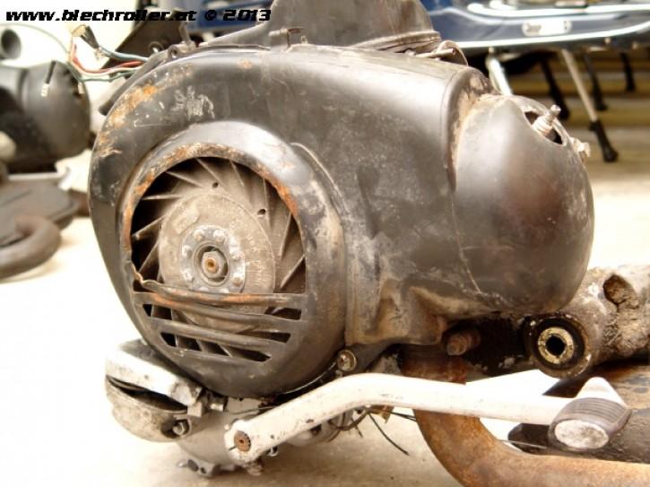 Vespa PX 125 Millenium Motor, 4 Gang - Gebraucht -