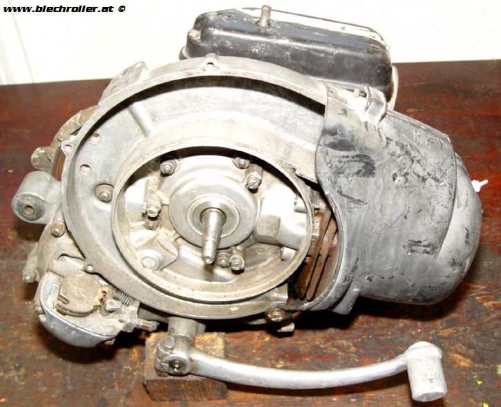 Vespa 125 GT Motor, 4 Gang, Bj. 1968 - Gebraucht -