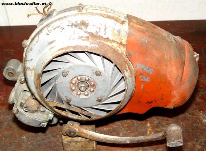 Vespa 125 VNA Motor, 3 Gang, Bj. 1958 - Gebraucht -