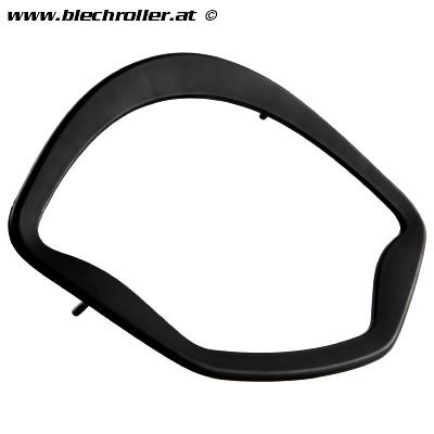 Zierring Tachometer für Vespa GTS/GTS Super 125-300ccm (`14-) - Schwarz matt