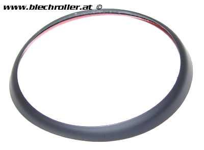 Scheinwerferzierring für Vespa GTS/GTS Super/GT/GT L 125-300ccm - Schwarz matt