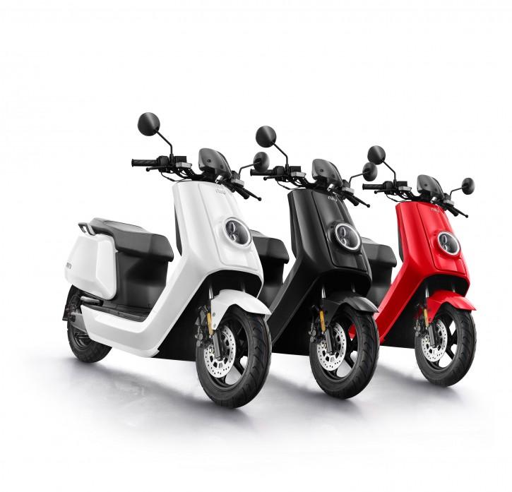 NIU N1Sport, Elektro Roller, Neufahrzeug