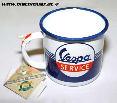 Tasse Vespa Service