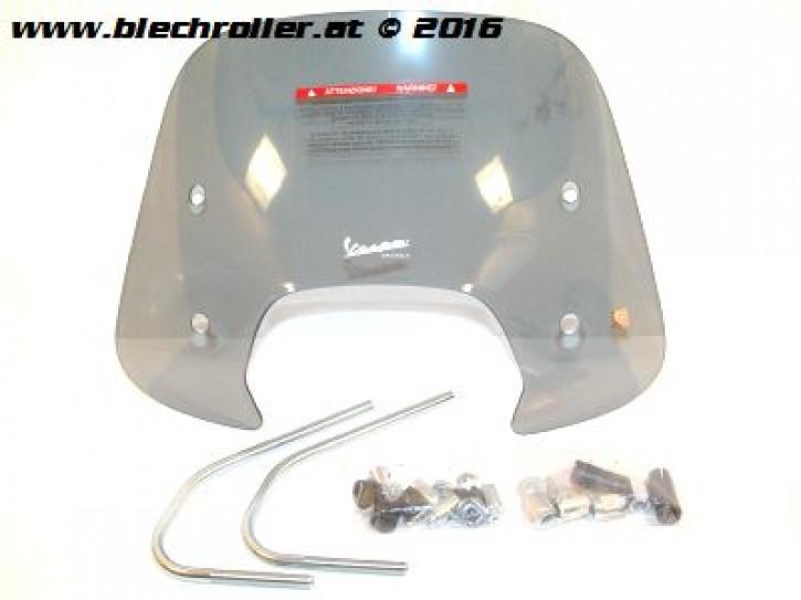 Windschild PIAGGIO CRUISER getönt für Vespa Sprint 50-150ccm, TGB Bellavita 125/300 EFI