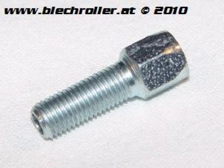 Einstellschraube Seilzug Vergaser bzw. Vergaserwanne M6x16