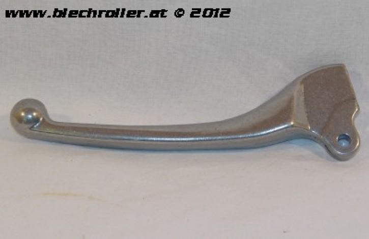 Bremshebel PIAGGIO links, HENG TONG Bremse, für Vespa ET2/ET4 - Alu / silber
