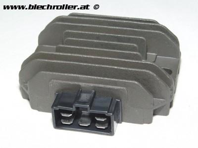 Spannungsregler PIAGGIO für Vespa ET4/LX/LXV/S/Primavera/Sprint/GTS/GTV/GT/GT L 125-200ccm - passt auch für PIAGGIO Leader 125-200 ccm 4T AC/LC