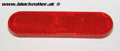 Reflektor PIAGGIO Seitenverkleidung hinten li/re für Vespa ET2/?ET4/?S 50-150ccm und Heck für Vespa S/?Primavera/?Sprint/?GTS/?GTS Super/?946 50-300cc