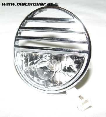 Standlicht vorne PIAGGIO für Vespa GTS/GTV/GT 60 125-300ccm, mit Grill - Chrom
