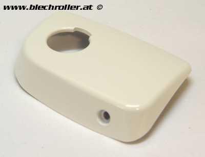Abdeckung Hauptbremszylinder/Spiegel - Rechts, PIAGGIO für Vespa GTS/GTS Super 125-300ccm (-`16) - Weiß