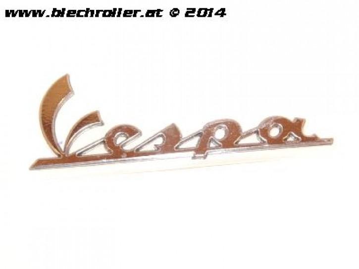 """Schriftzug """"Vespa"""", Beinschild für siehe Details"""