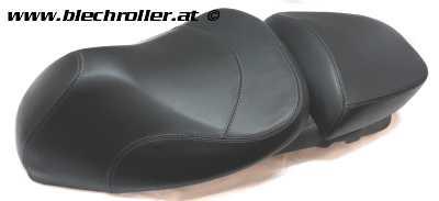 Sitzbank PIAGGIO für Vespa GTV/GT60° 125/250ccm - Schwarz