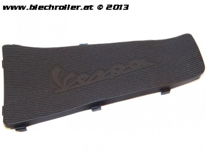 Fußmatte Durchstieg, PIAGGIO für Vespa LX/LXV/S 50-150ccm - schwarz
