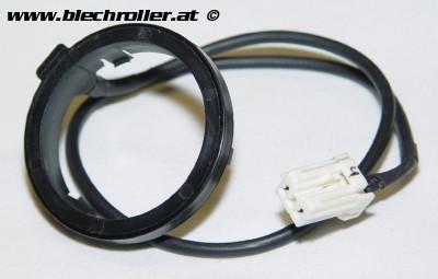 Antenne PIAGGIO für Wegfahrsperre für Vespa ET2 i.e. 50ccm/?ET4/?LX/?LXV/?S/?Primavera/?Sprint/?GTS/?GTV/?GT/?GT L 125-200ccm