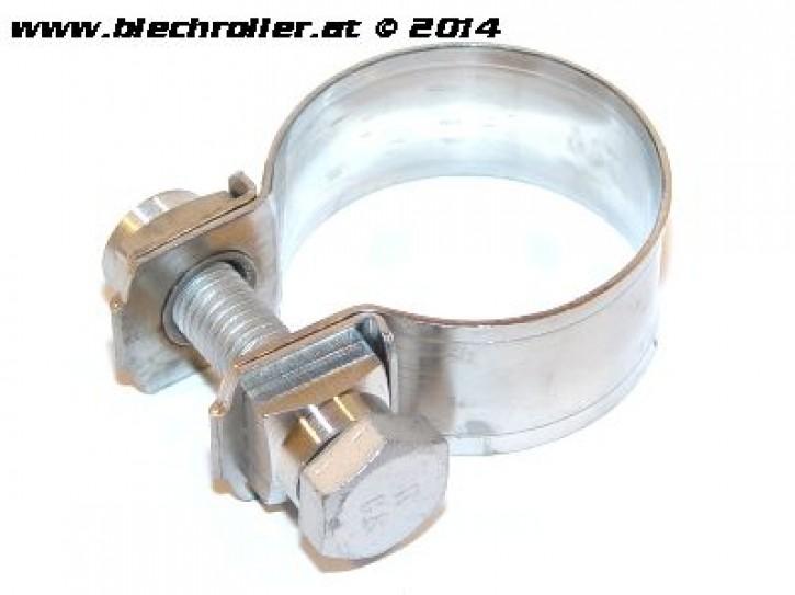 Schelle PIAGGIO Anschluss original Auspuff/Auspuffgrümmer für Vespa GTL 125-200 /GTS  250