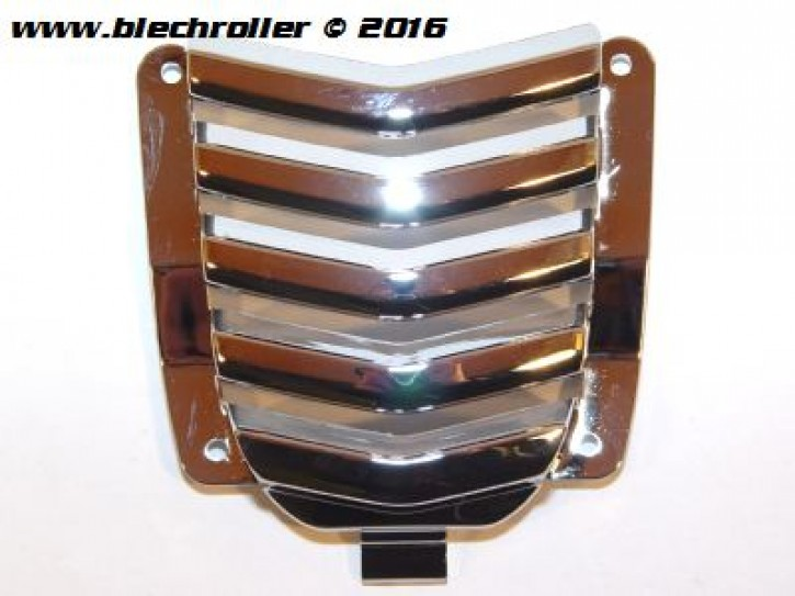 Kaskadeneinsatz PIAGGIO Vespa GTS Super 125/300ccm (`14-) - Chrom
