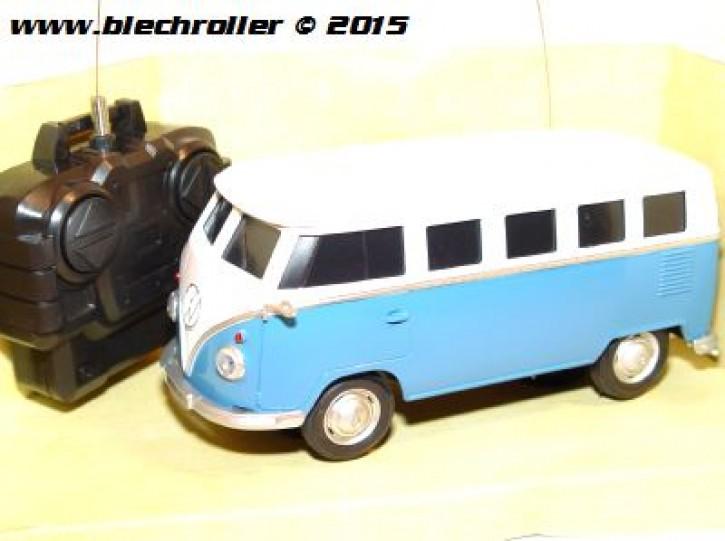 """Bulli VW Bulli funkferngesteuert VW Bulli """"Classic"""" - blau/weiß"""