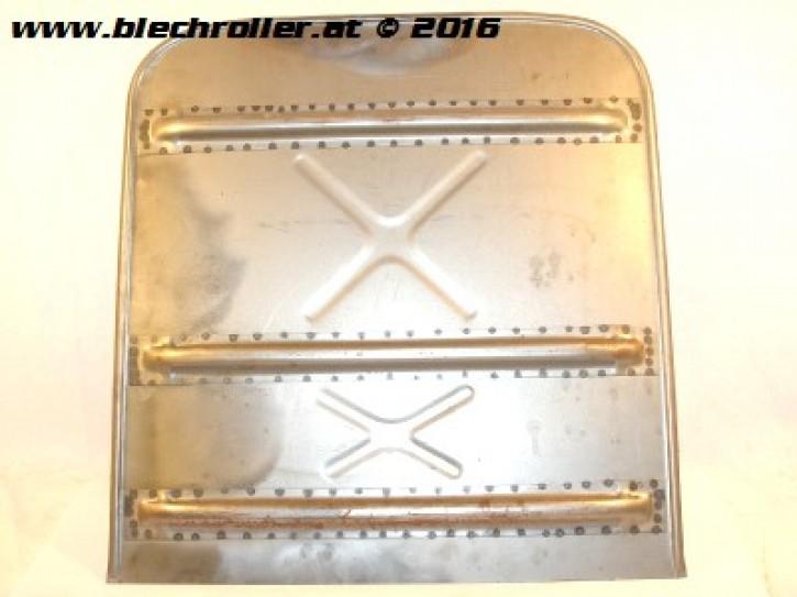Reparaturbodenblech für Vespa 125 VNA2T/VNB1-3T/150 VBA/VBB1T/VGLA-B - RESTPOSTEN