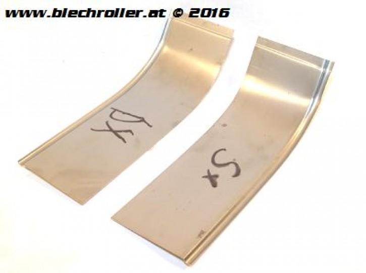 Reparaturblech Beinschild vorne unten links&rechts für Vespa 50-125/PV/ET3/GT/GTR/Super/TS/150 GL/Sprint/V/Super/180 SS/Rally/PX/PE