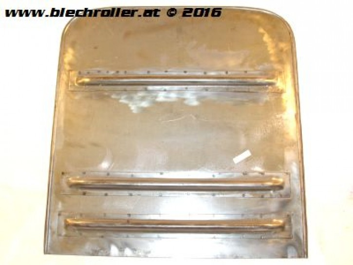 Reparaturbodenblech für Vespa 125 VN/VU/ACMA/150 VL/VB/ACMA - RESTPOSTEN