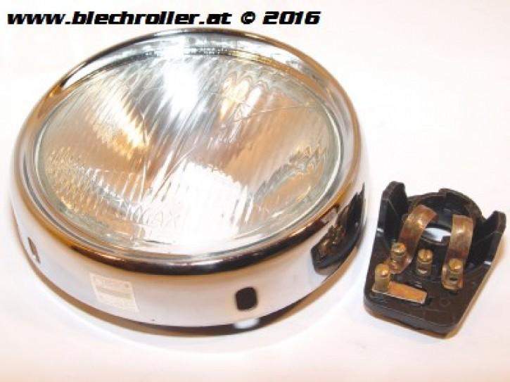Scheinwerfer LUMAX für Vespa 125 VNB3-6/150 VBA/VBB/VGLA-B /GS VS5/160 GS - Restposten
