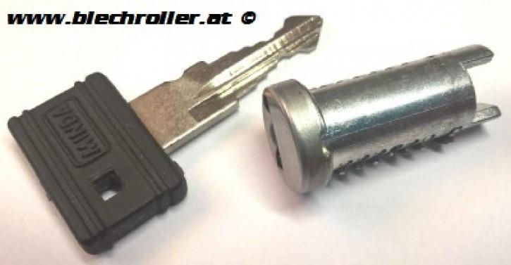 Schließzylinder Vespa PK50-125/S/XL/XL2 /Automatica/PX80-200/PE /Lusso/`98/MY/`11/T5/Cosa