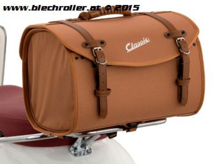 """Tasche/Koffer """"Classic"""" groß, für Gepäckträger - Braun"""