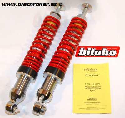 Stoßdämpfer BITUBO WMB hinten für Vespa GTS/GTS Super/GTV/GT 60/GT/GT L 125-300ccm
