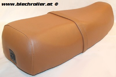 Sitzbank LML Star Lite Automatic - Hellbraun
