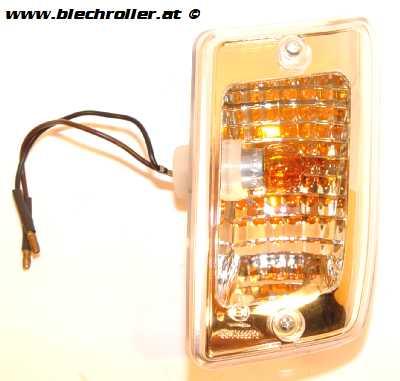 Blinker rechts/hinten komplett mit Gehäuse für LML Star Lite Automatik/CVT