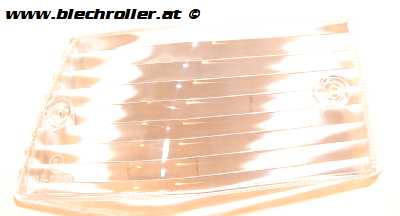 Blinkerglas rechts/hinten für LML Star Deluxe Automatik/CVT II
