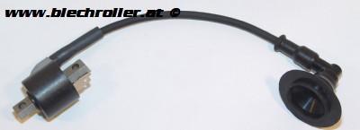 Zündspule mit Kerzenstecker für TGB Bullet 50ccm