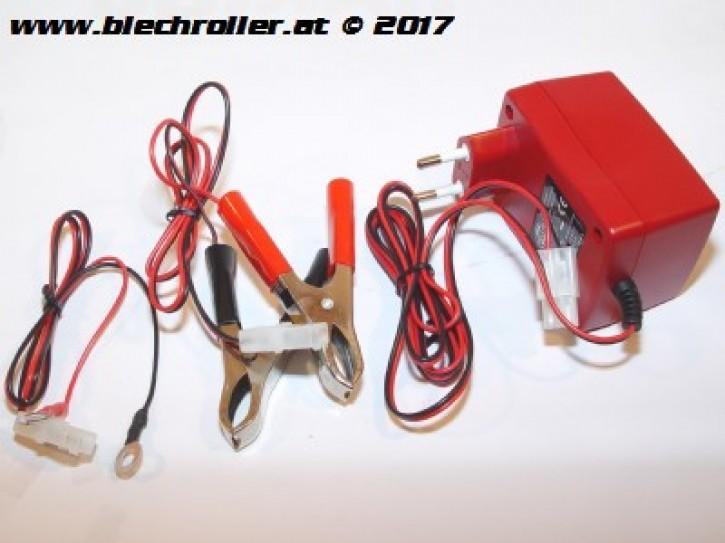 Batterie Ladegerät HELLA/GUTMANN mit Abschaltautomatik