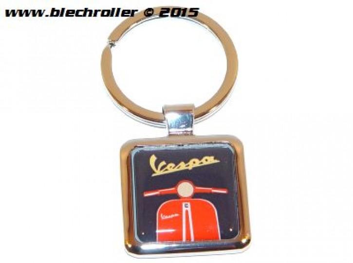"""Schlüsselanhänger """"Vespa Beinschild"""