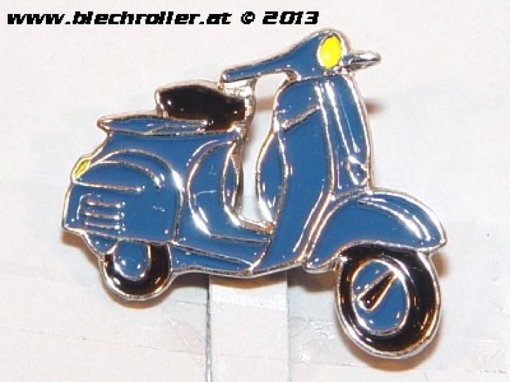 "Anstecker/Pin ""Vespa Oldi"", blau"